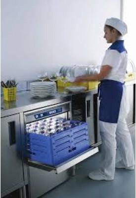 Zem galda liekamā trauku mazgājamā mašīna Electrolux NUC1DP 50x50