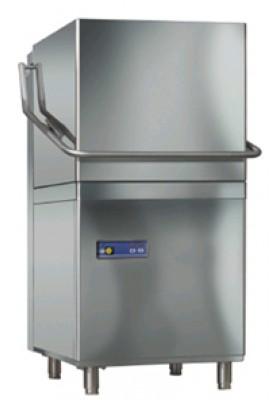 Kupolveida trauku mazgājamā mašīna SILANOS N1000